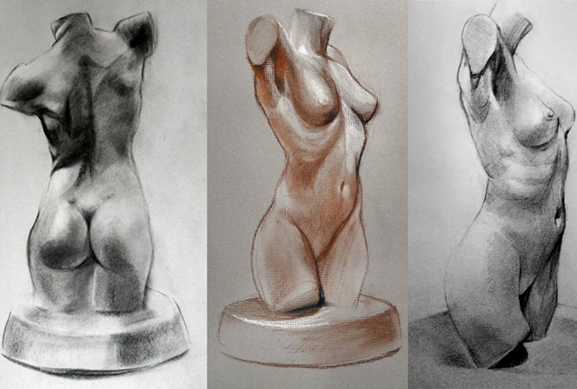 Female Busts